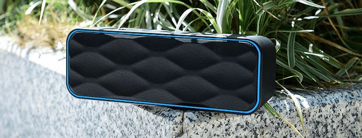 Best Chinese Portable Bluetooth Speakers ZoeeTree S1 Pro
