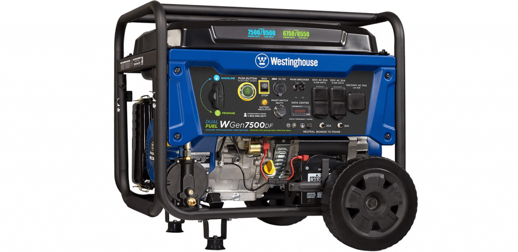 Best Quietest Propane Generator