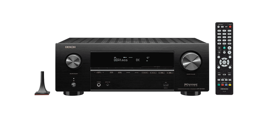 Best Dolby Atmos Receiver