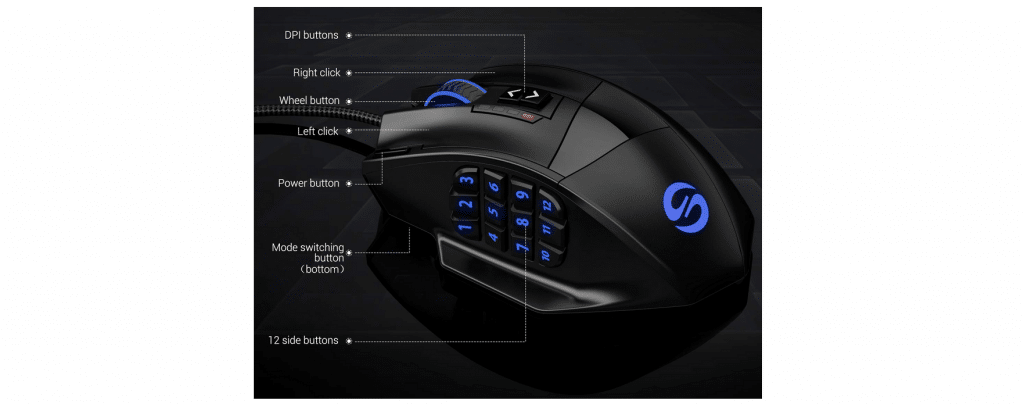 Best Silent Gaming Mouse