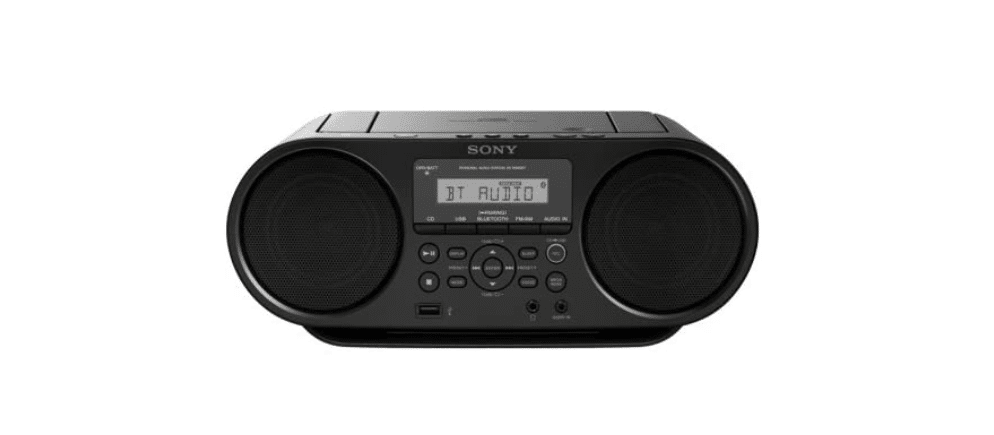 Best CD Player with Speakers